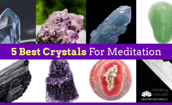 5 Best Crystals For Meditation