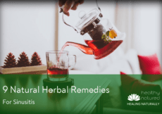 How To Get Rid Of Sinus Infection - 9 Herbal Remedies - Naturally Cure Sinus Infection