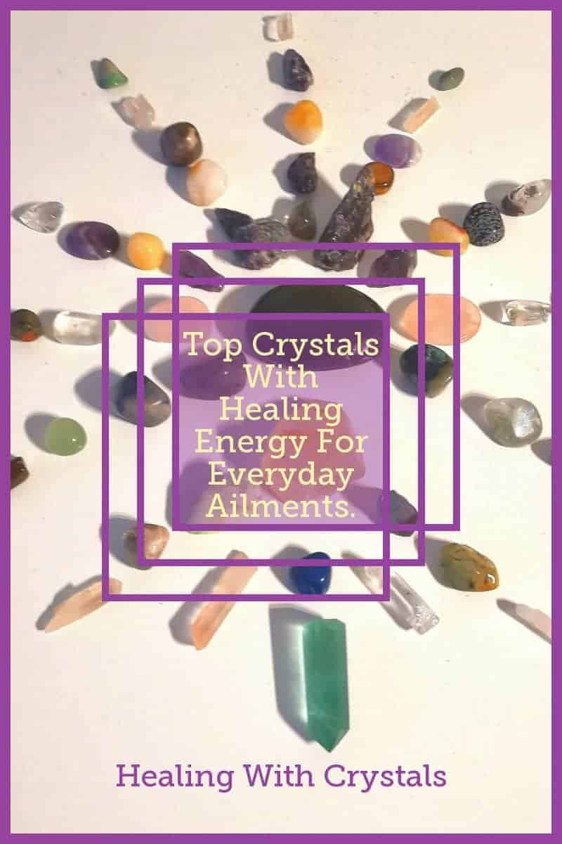 15 Top Crystals With Healing Energy For Everyday Ailments (And Energy Boosts)