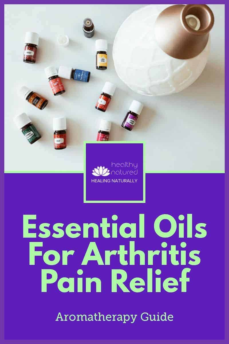 5 Essential Oils For Arthritis Pain Relief (Amazing Aromatherapy)
