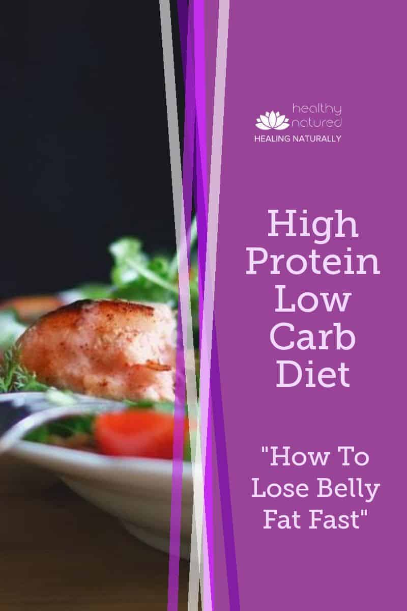 4 Divine High Protein Diet Recipes - You Can Lose Belly Fat Fast