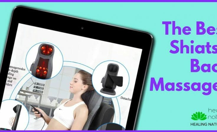 The Best Back Massagers - Shiatsu Back Massager