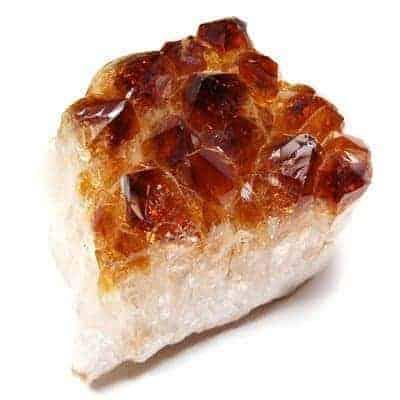 Natural Gemstone Cluster