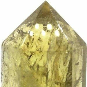 Yellow Citrine Quartz Crystal Tower