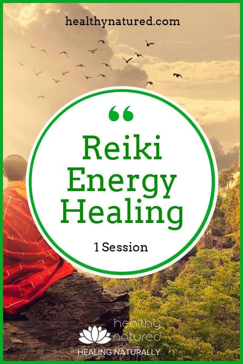 Reiki Healing Energy (1 Session With Reiki Master Teacher)