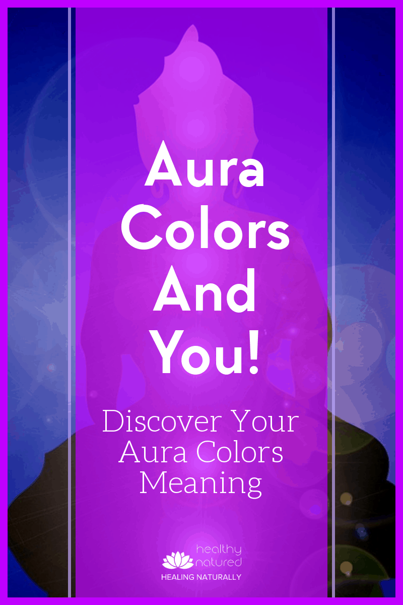 Aura Colors Chart - Discover Your Aura Color Meanings In 5 Zones.