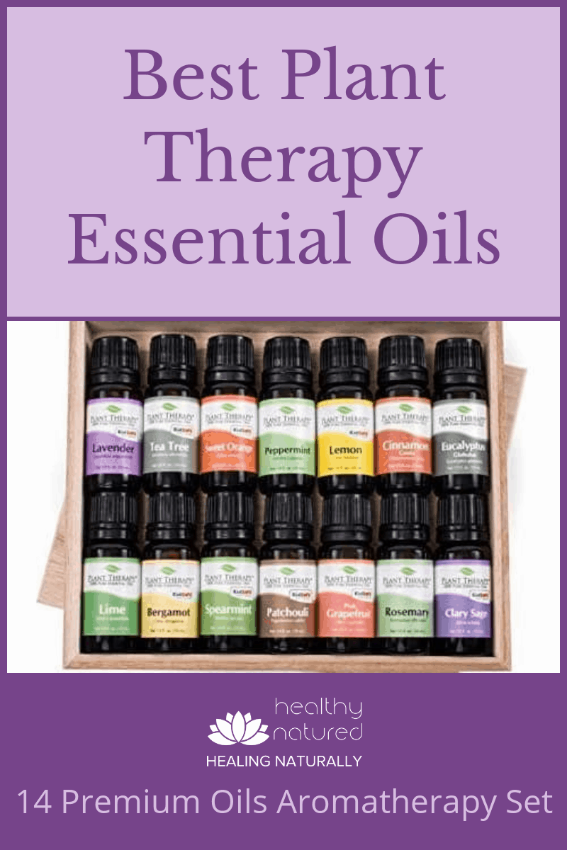 Best Plant Therapy Essential Oils (14 Aromatherapy Set)