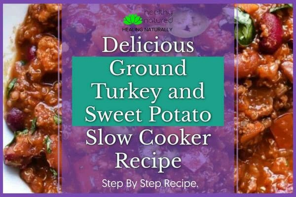 Ground Turkey And Sweet Potato