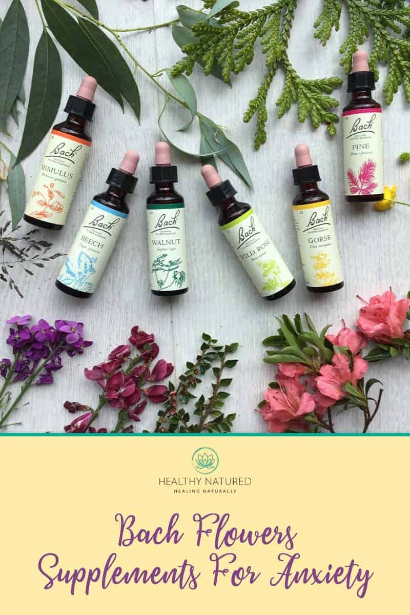 Bach Flowers Natural Supplements For Anxiety (Your #1 Bach Guide)