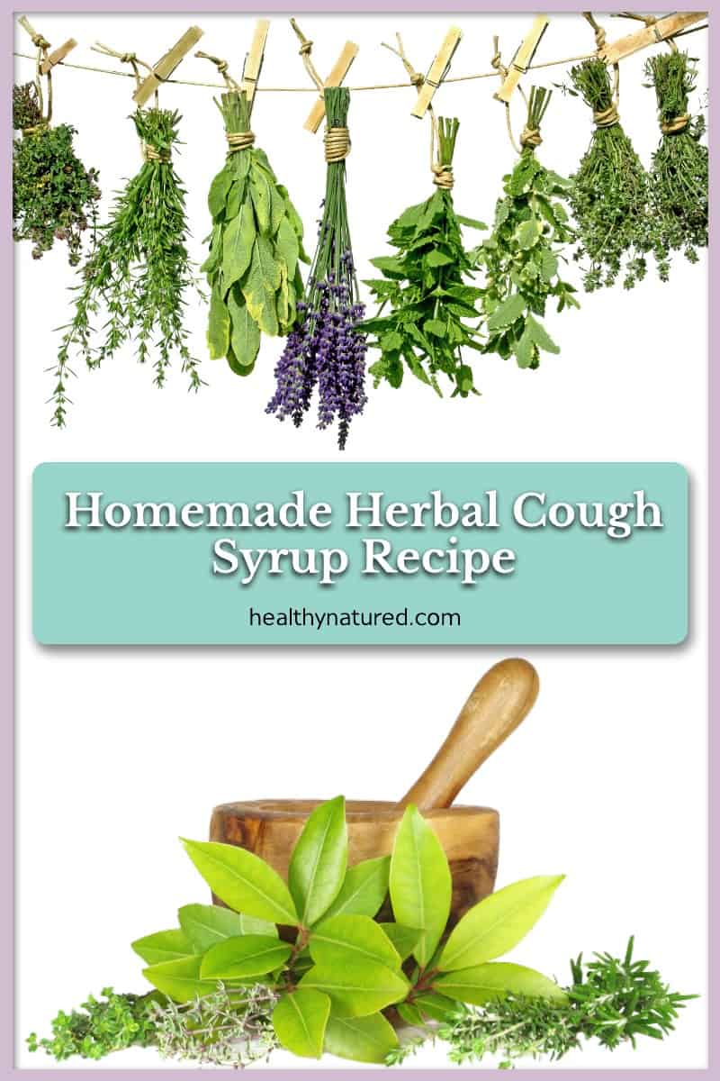 Homemade Herbal Cough Syrup (Settle Your Sore Throat &Amp; Calm Your Cough)