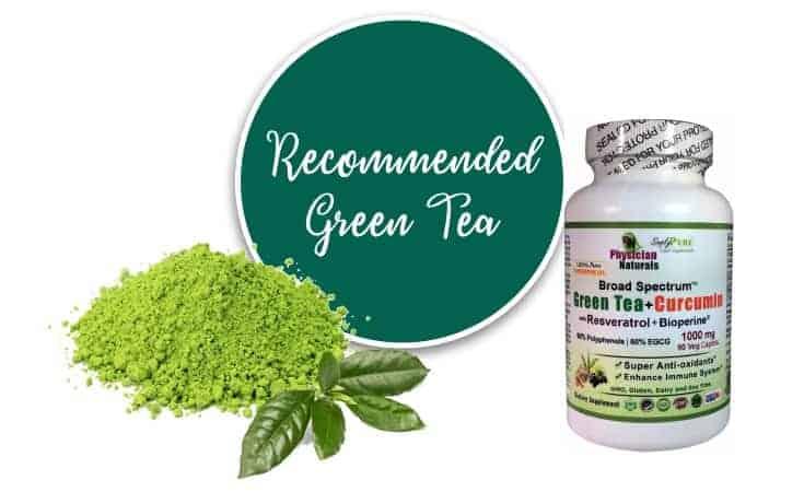 Green Tea - Natural Lyme Disease Treatment