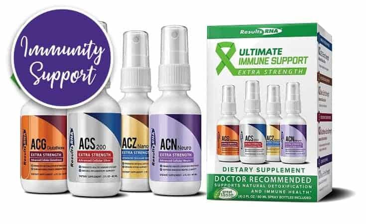 Immunity Support - Top Holistic Treatments