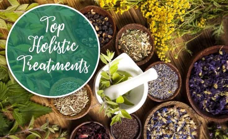 Top Holistic Treatments - Natural Lyme Disease Treatment