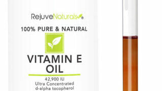 Vitamin E Oil - 100% Pure &Amp; Natural,