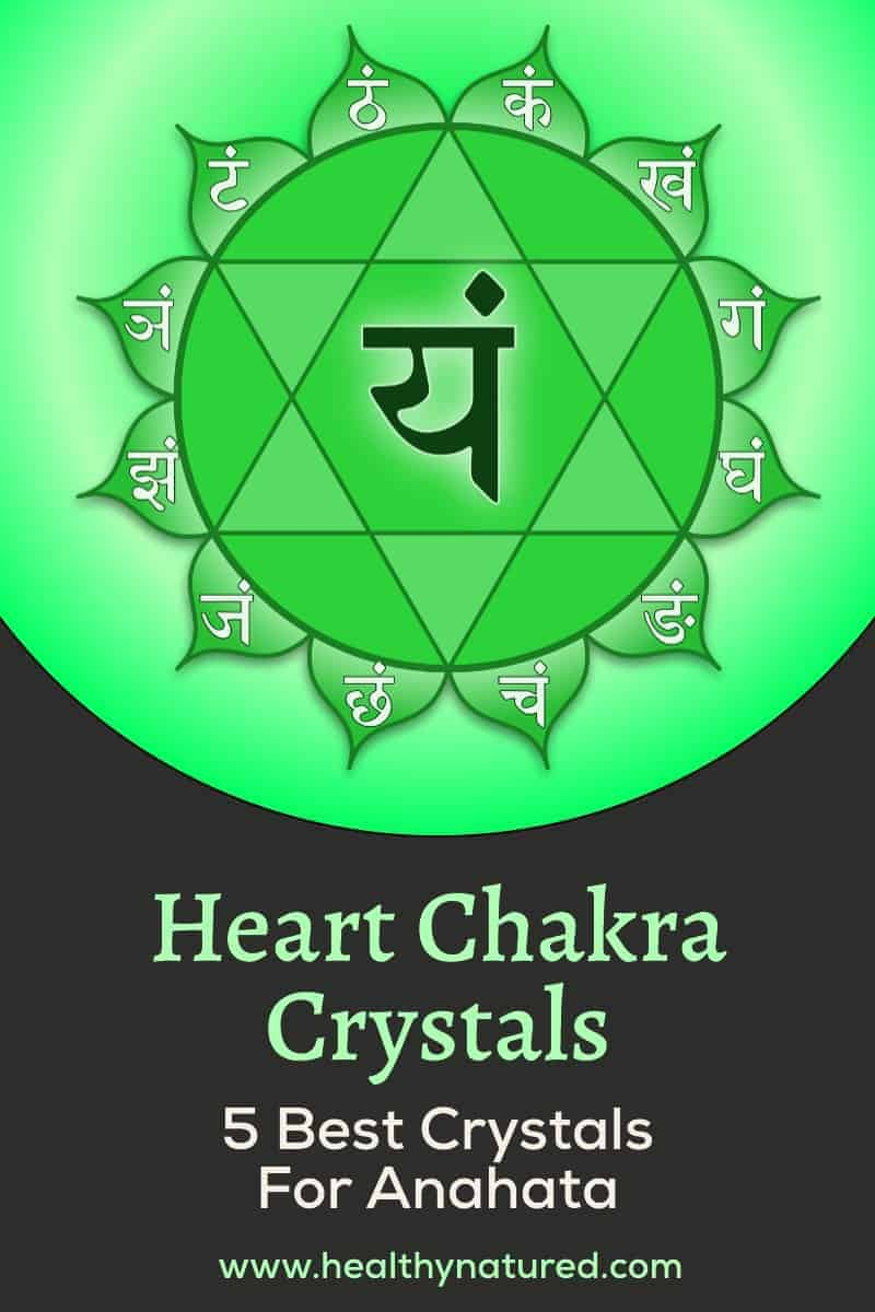 Heart Chakra Crystals (Best 5 Crystals For The Heart To Balance Anahata)