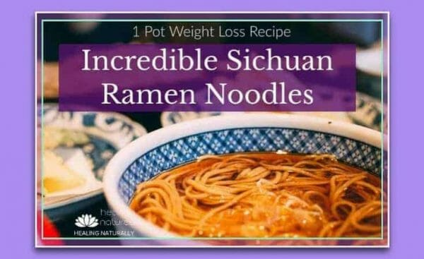 Incredible Sichuan Ramen Noodles