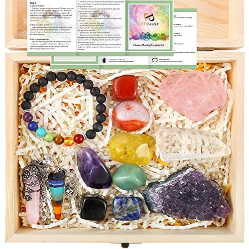 Premium Chakra Healing Crystals