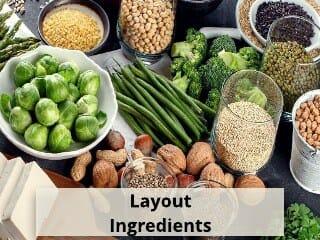 Step 1 - Ingredients