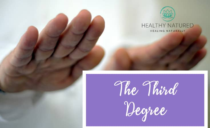 The Third Degree - What Is Reiki Energy Healing