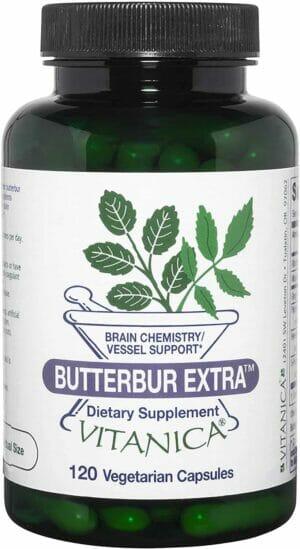 Butterbur - Home Remedies For Migraine