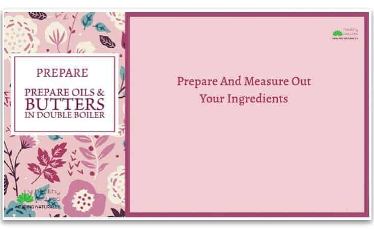 Step 0 - Diy Body Butter With Essential Oils