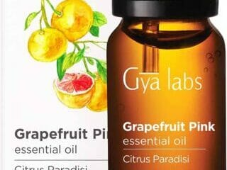 Gya Labs Grapefruit Essential Oil For Mood Lifting