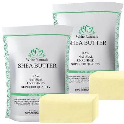 Shea Butter - 100% Pure, Raw, Grade A For Use In Skin Care