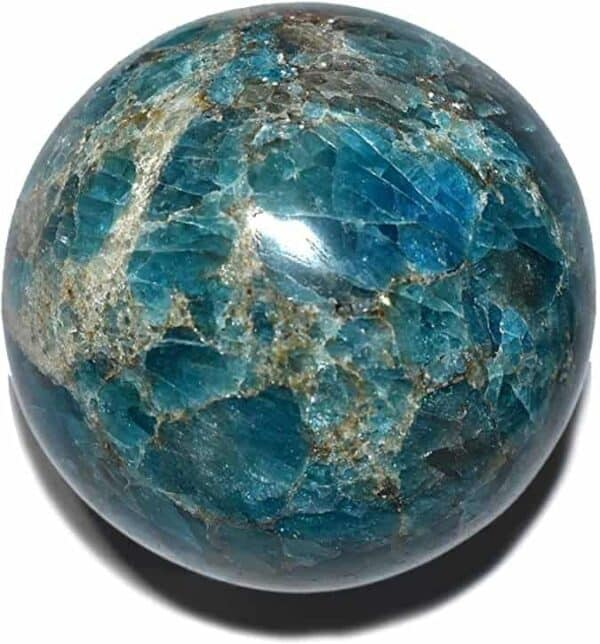 Blue Apatite - Top Crystals For Weight Loss