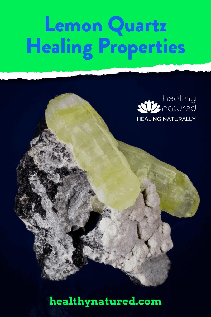 Lemon Quartz Healing Properties (# 1 Powerful Protective Energy)
