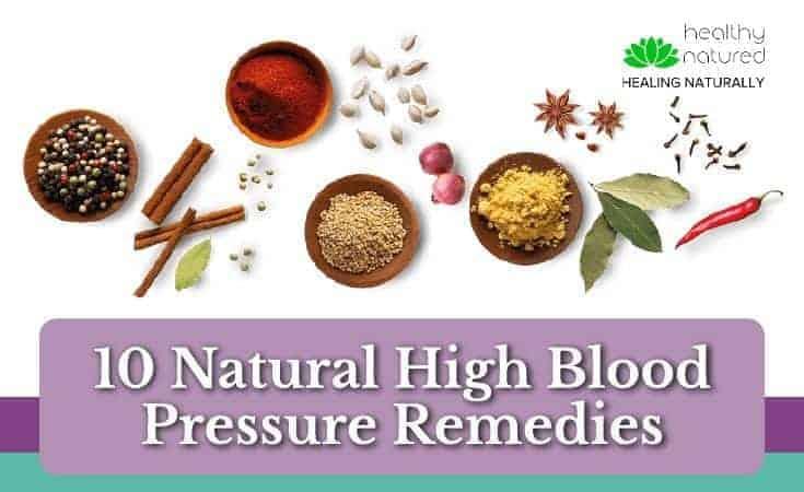 10 Natural High Blood Pressure Remedies