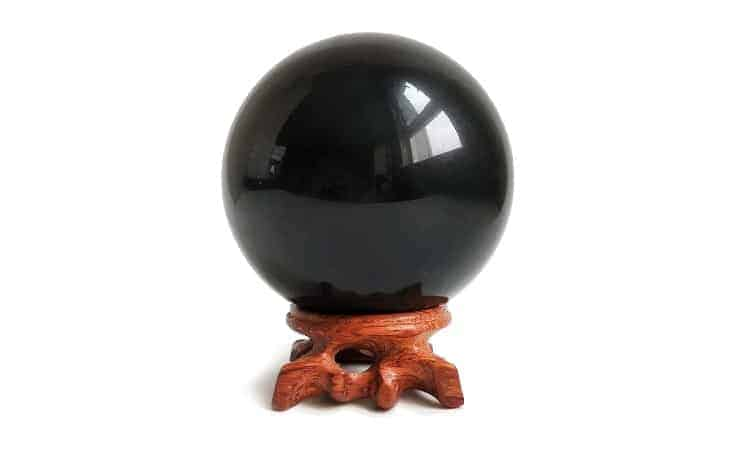 Black Obsidian - Root Chakra Crystals