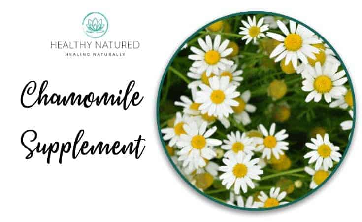 Chamomile - Natural Treatments For Anxiety