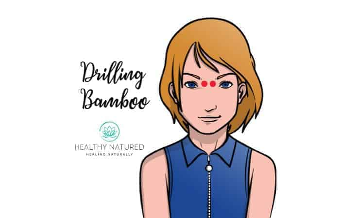 Drilling Bamboo - Tension Headache Relief Pressure Points
