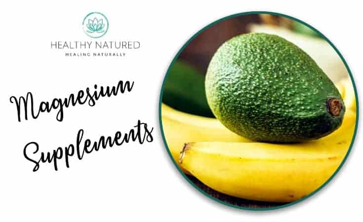 Magnesium Supplements - Natural Treatments For Anxiety