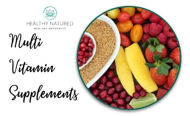 Multi Vitamin Supplements - 15 Natural Treatments For Anxiety