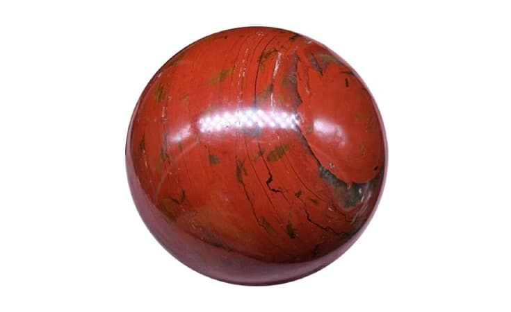 Red Jasper Crystal - Muladhara Chakra Crystals