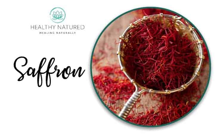 Saffron - Natural Treatments For Anxiety
