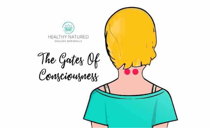 The Gates Of Consciousness - Drilling Bamboo - Tension Headache Relief Pressure Points
