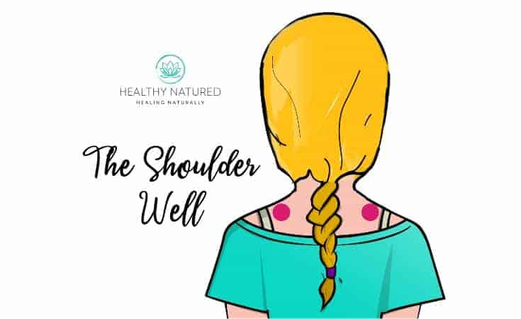 The Shoulder Well - Tension Headache Relief Pressure Points