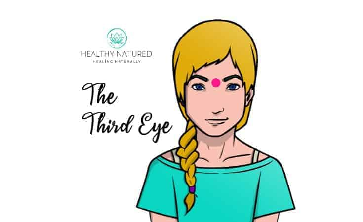 The Third Eye Point - Tension Headache Relief Pressure Points