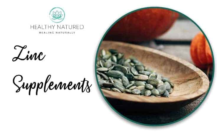 Zinc Supplements - Natural Treatments For Anxiety