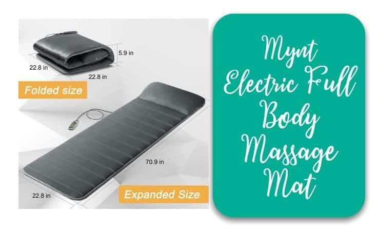 Mynt Electric Full Body Massage Mat Reviews