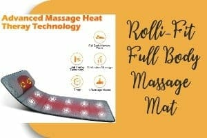 Rolli-Fit Full Body Massage Mat Reviews