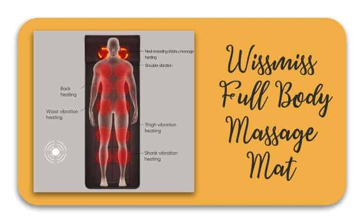 Wissmiss Massage Mat - Full Body Massage Mat Reviews
