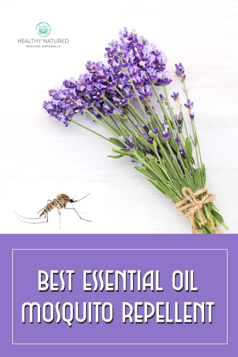 Best Essential Oil Mosquito Repellent 4 Recipes (Easy Homemade Bug Spray)